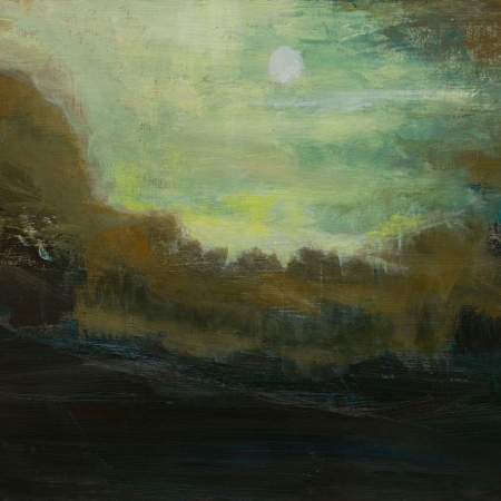 'If the Moon Turns Green' by Annie Boisseau