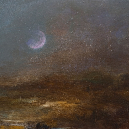 'Serious Moonlight' by Annie Boisseau RBA