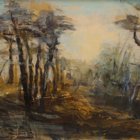 'The Way Through The Woods' by Annie Boisseau RBA