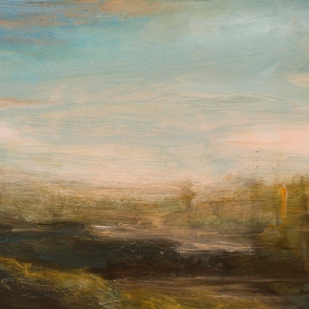 'The Timeless Moment' oil painting by Annie Boisseau