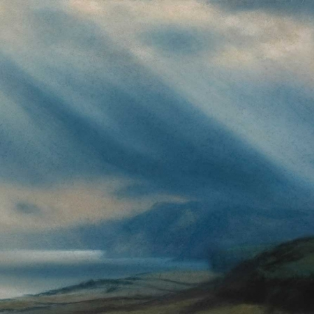 WEB-NEW-Matthew-Draper_Pastel-on-paper-2108_Passing-Rays-Jurassic-coast-series-No-24_3-2cm-x-60cm.jpg
