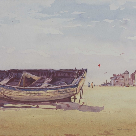 Aldeburgh by Robbie Wraith RP Buy Art