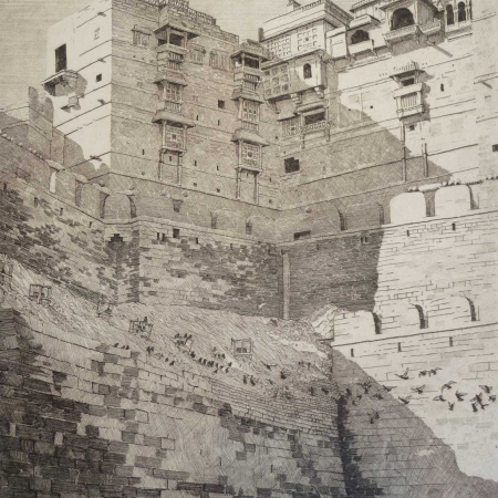 'Jaisalmer Fort' by Will Taylor