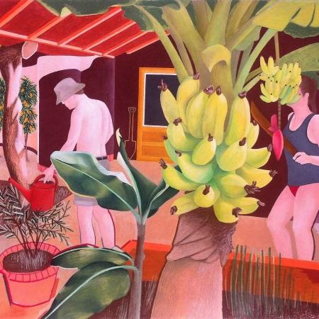 The Orangerie by Steven King buy Art