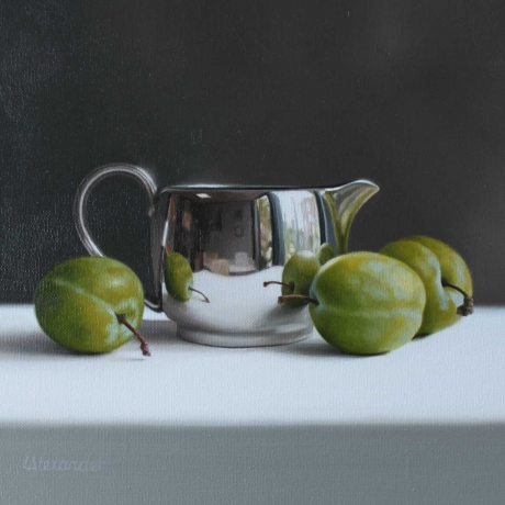 Alexander-Linda-Greengages-and-silver-jug.jpg