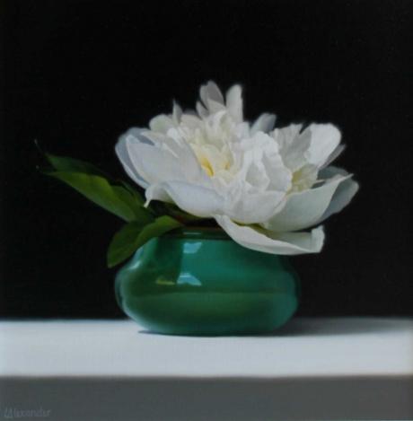 Alexander-Linda-White-Peony-in-a-Green-Pot.jpg
