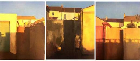 Burridge-Meg-Evening-Sun-28cm-x-20cm-each-board-approx-Oil-on-Wood_0.jpg