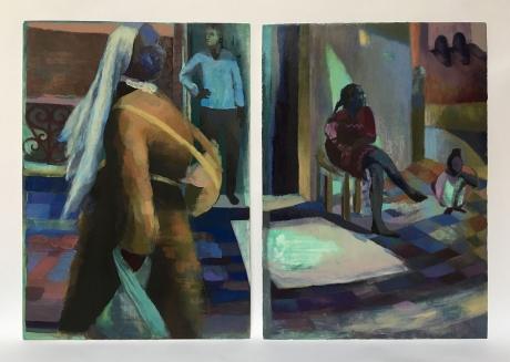 Versey-Tara-Drifting-Placementdyptic-painting-on-panel-70cm-x-51cm.jpg