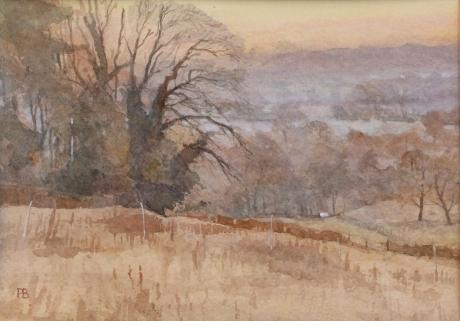 Banning-Paul-Winter light Queens view Ewshot wc 30 x 40.jpg