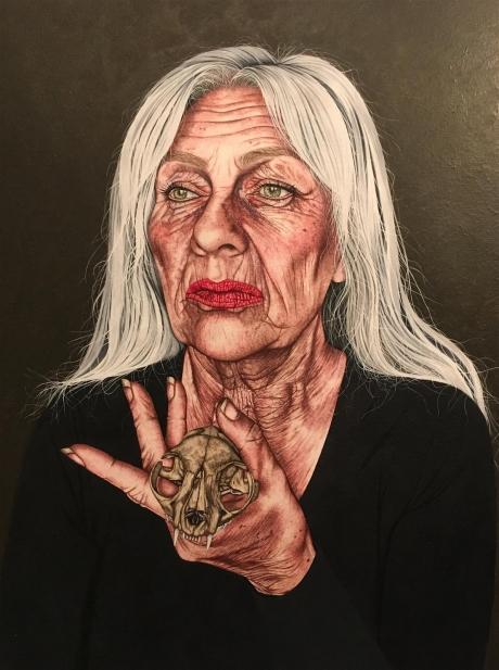 Peers-Jordan-Woman with cat skull.jpg