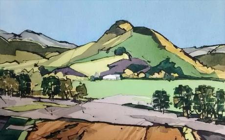 Priddey-Nigel-Pontesbury Hill Shropshire.jpg