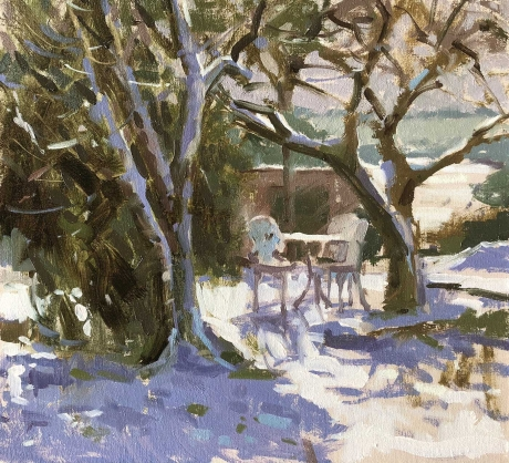Summers-Haidee-Jo-Lilac-and-Bramley-Trees-in-the-Snow.jpg