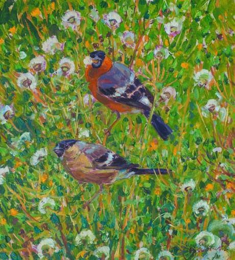 Bennett-David-Bullfinchs-and-Sow-Thistle.jpg