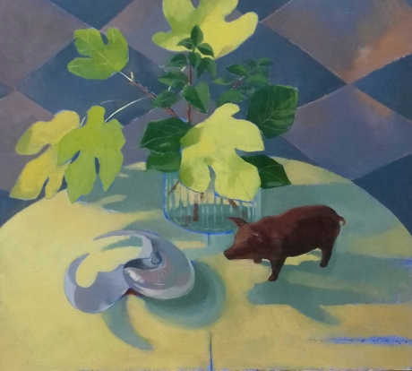 Caroline Bays Pg Shell and Fig Leaves