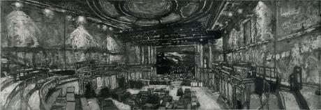 Austin Cole Alexandra Palace Theatre Royal Society of British Artists