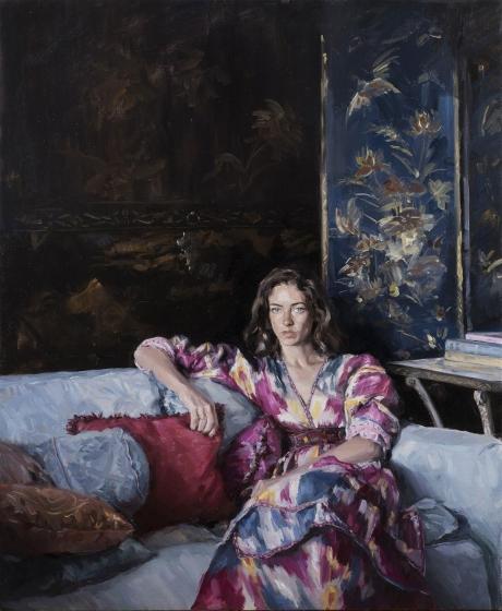 Phoebe Dickinson Rose at Houghton