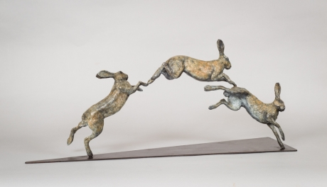 Harriet Mead, Chasing Hares
