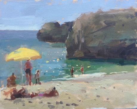 Summers-Haidee-Jo-Yellow-parasol-praia-de-batata.jpg