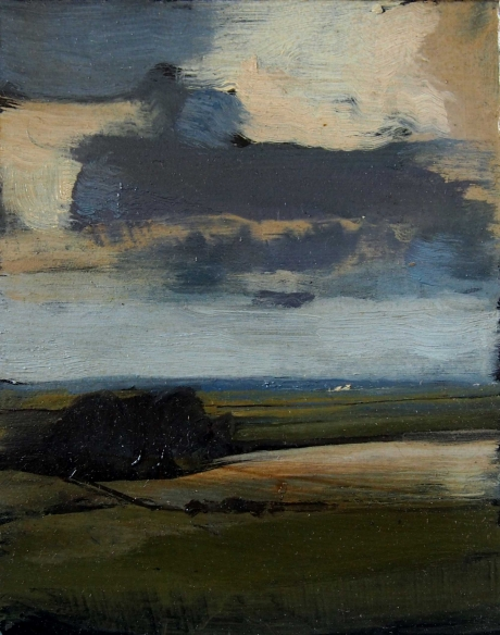 Across the Ballyglass Landscape by Hannah Mooney