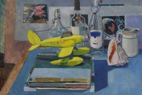 'Adventures with a Seaplane' by Toby Ward