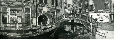 'Nr the Guggenheim, Venice' by Austin Cole