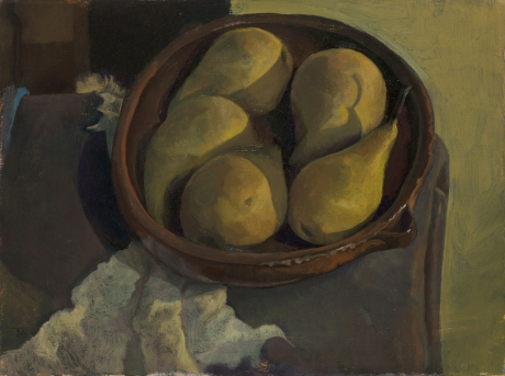 A Dish of Pears by Toby Wiggins RP