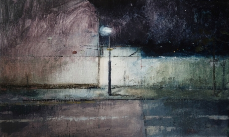Study for Carnforth Road by Bernadett Timko