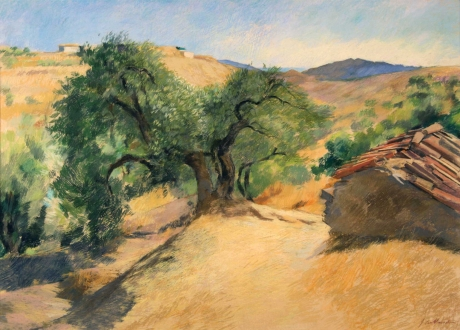 James Crittenden Bread and Olives