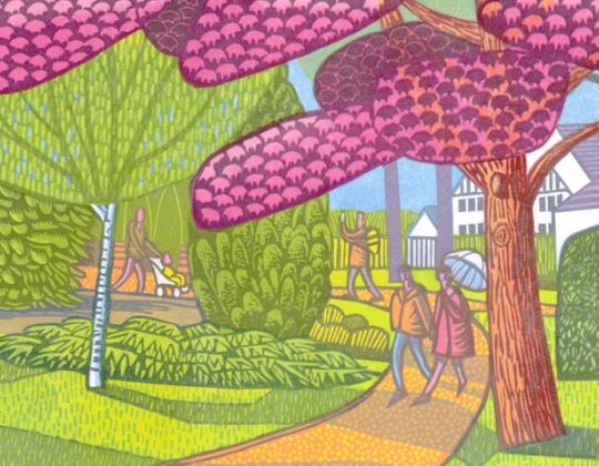 Eric Gaskell The Park - Caldecott Squ.jpg